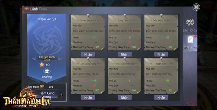 Forsaken World: Thần Ma Đại Lục - Khám phá 9 hoạt động liên server đỉnh cao 7