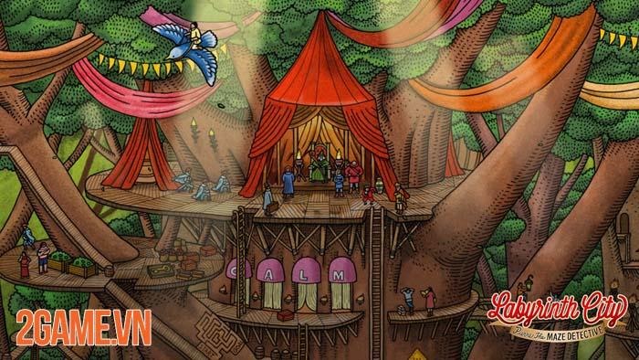 Labyrinth City: Pierre the Maze Detective - Game giải đố thú vị trên mobile 1