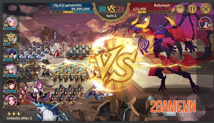 Giant Monster War - Dẫn dắt các Titan khám phá thế giới rộng lớn 5