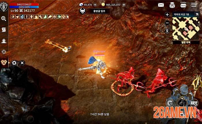 Kingdom: The Blood Pledge - Game nhập vai thần thoại hấp dẫn trong Hè 0