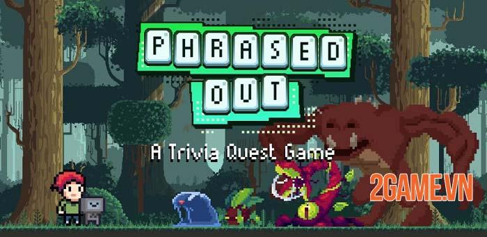 Phrased Out - Game trivia với lối chơi kết hợp sáng tạo và thú vị 0