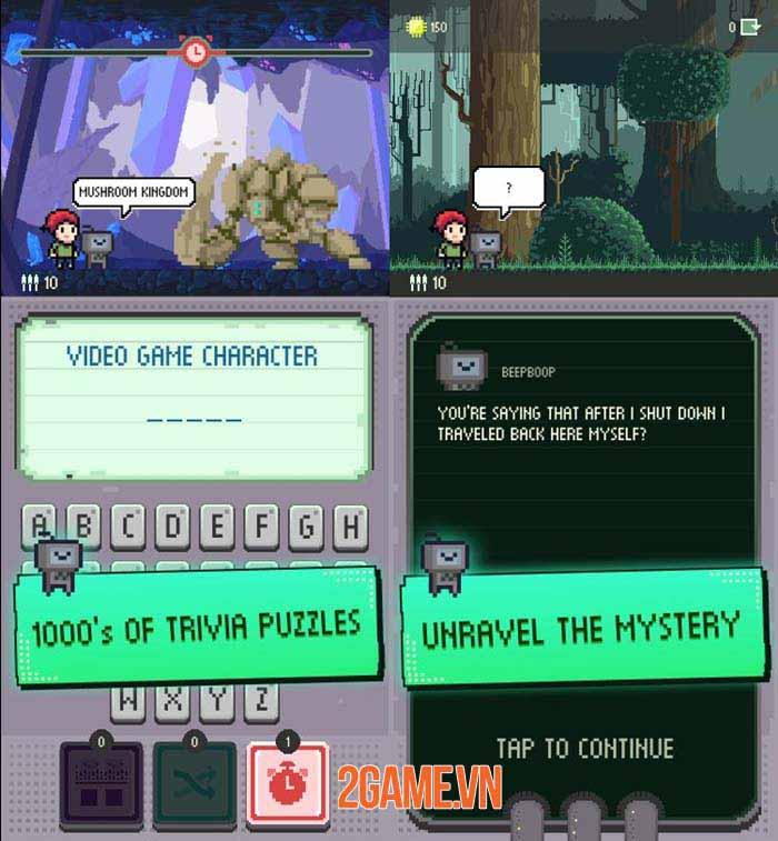 Phrased Out - Game trivia với lối chơi kết hợp sáng tạo và thú vị 1
