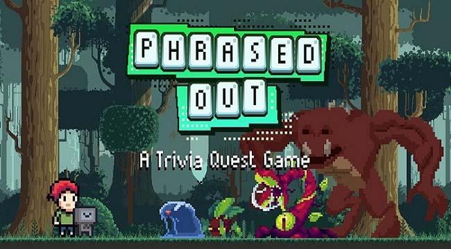 Phrased Out – Game trivia với lối chơi kết hợp sáng tạo và thú vị