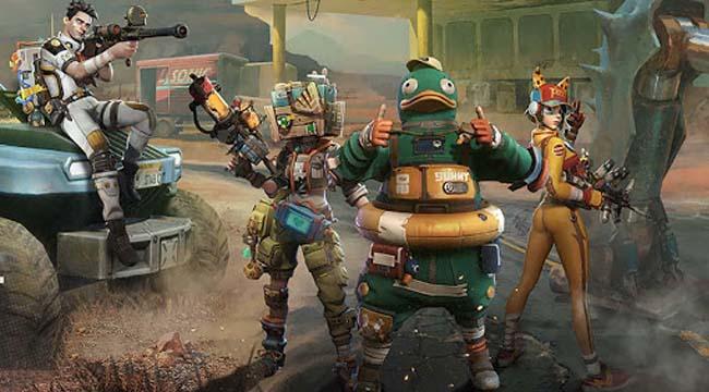 Farlight 84 – Game sinh tồn phong cách Overwatch mở cửa thử nghiệm