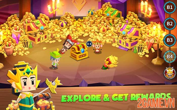 Garena Fantasy Town - Game mô phỏng thể hiện nét đẹp lao động 4