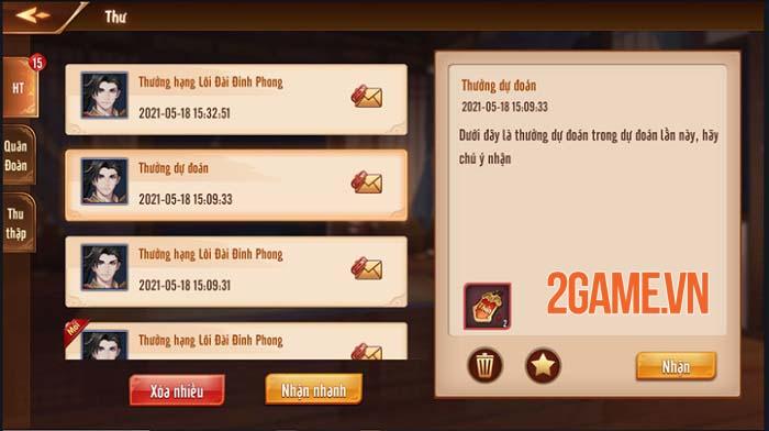 Khẳng định bản lĩnh bậc quân vương Tân OMG3Q VNG ở đấu trường liên Server Lôi Đài Đỉnh Phong 5