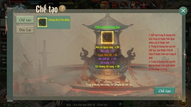 """VLTK1 Mobile: """"Người chơi hệ"""" Hoàng Kim không thể bỏ qua những điểm này 3"""