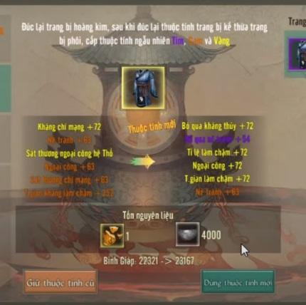 """VLTK1 Mobile: """"Người chơi hệ"""" Hoàng Kim không thể bỏ qua những điểm này 4"""