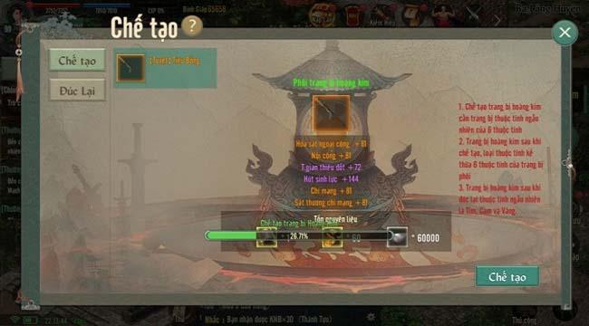 """VLTK1 Mobile: """"Người chơi hệ"""" Hoàng Kim không thể bỏ qua những điểm này"""