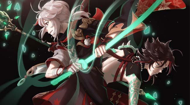 Genshin Impact bắt đầu nhá hàng vùng đất thứ 3 Inazuma ở phiên bản 1.6