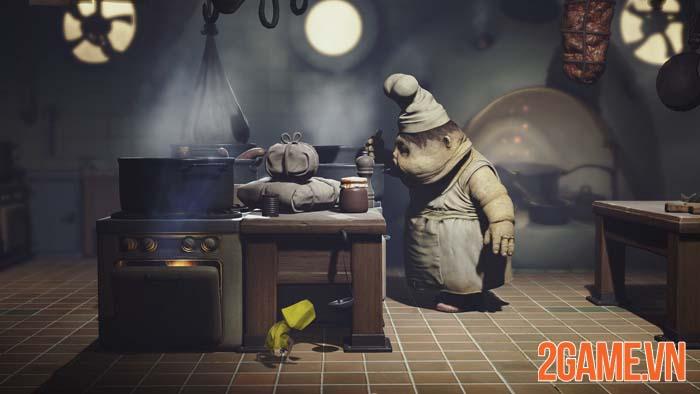 Little Nightmares - Bom tấn kinh dị giải đố được tặng miễn phí trên Steam 1
