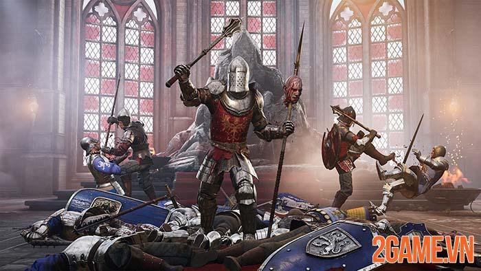 Chivalry 2 - Tận hưởng khúc ca bi hùng của những hiệp sỹ trung cổ 2