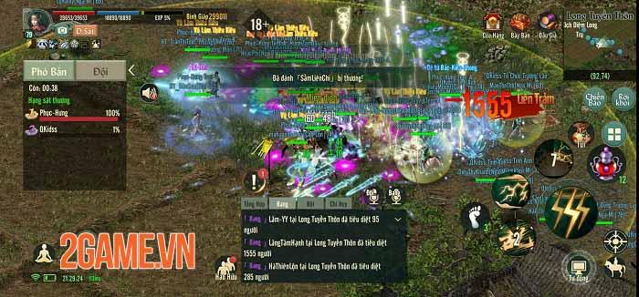 """Võ Lâm Truyền Kỳ 1 Mobile: Cộng đồng """"bùng nổ"""" với các hoạt động hot 0"""
