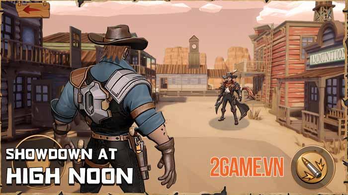 West War - Game chiến thuật xây dựng miền viễn Tây, chiến đấu với zombie 5