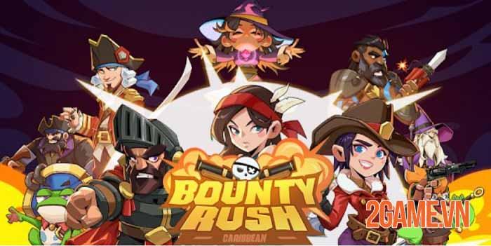 Bounty Rush : Caribbean - Trở thành bất cứ ai trong thế giới cướp biển huyền thoại 0