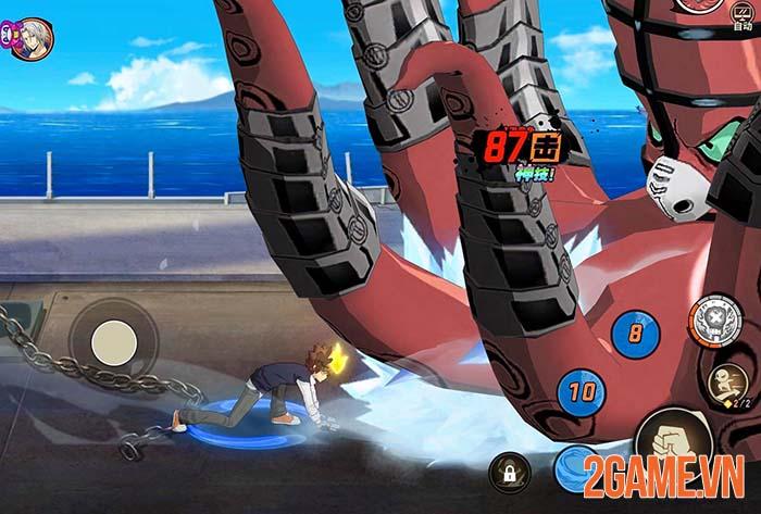 Hitman Reborn Mobile - Tái hiện hành trình xây dựng gia tộc Vongola 3