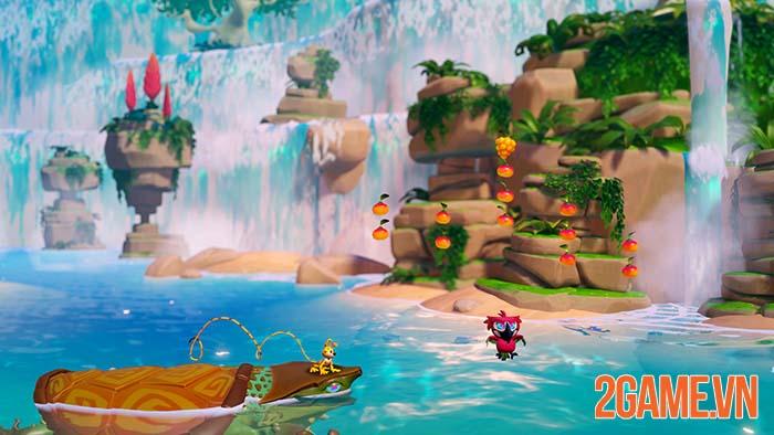 Marsupilami: Hoobadventure! - Huyền thoại tuổi thơ trở lại trên Steam 1