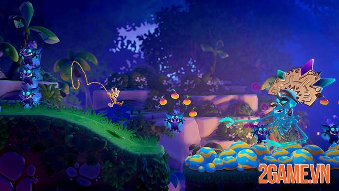 Marsupilami: Hoobadventure! - Huyền thoại tuổi thơ trở lại trên Steam 2