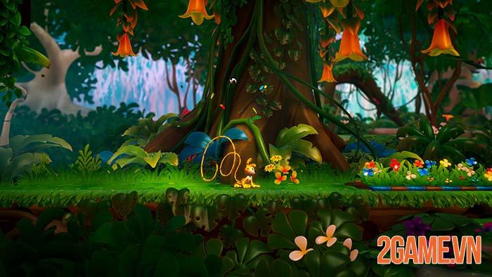 Marsupilami: Hoobadventure! - Huyền thoại tuổi thơ trở lại trên Steam 0