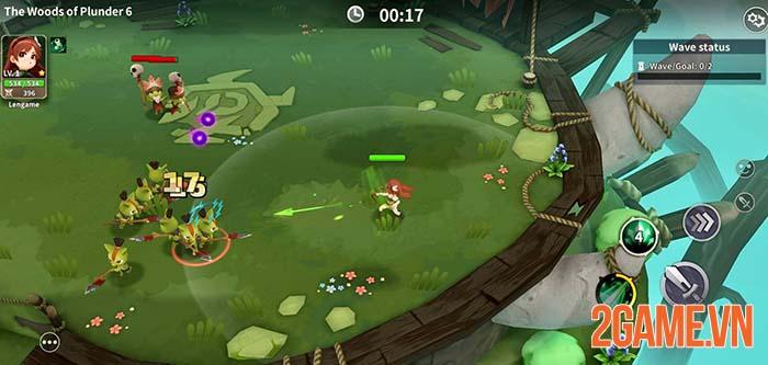 Raid Masters Online - Game mobile đơn giản để giải trí cùng bạn bè 0
