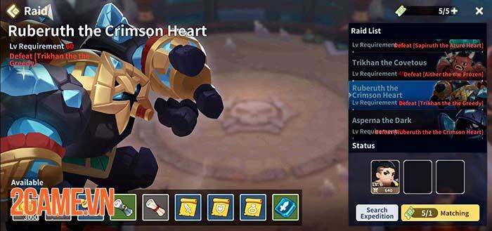 Raid Masters Online - Game mobile đơn giản để giải trí cùng bạn bè 2