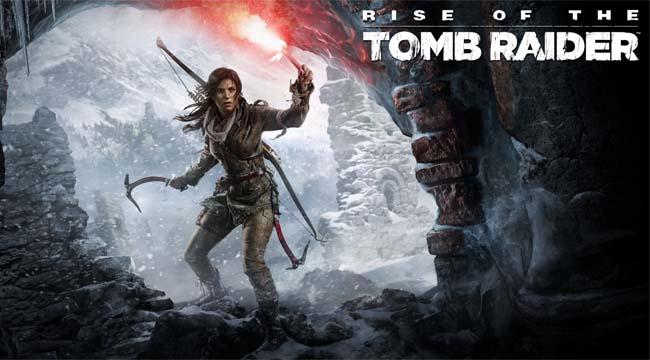 Tựa game miễn phí tiếp theo của Epic Games là Rise of The Tomb Raider