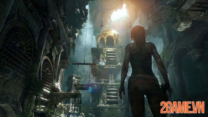 Tựa game miễn phí tiếp theo của Epic Games là Rise of The Tomb Raider 3
