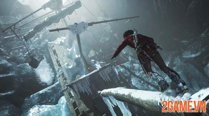 Tựa game miễn phí tiếp theo của Epic Games là Rise of The Tomb Raider 2