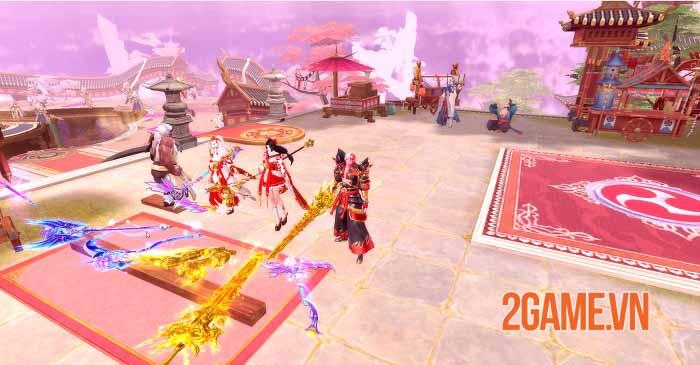 Ngự Thần Sư VTC tuyên bố đội game thủ lên đầu, lấy dân cày làm gốc 1