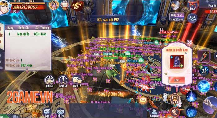 Ngự Thần Sư VTC tuyên bố đội game thủ lên đầu, lấy dân cày làm gốc 5