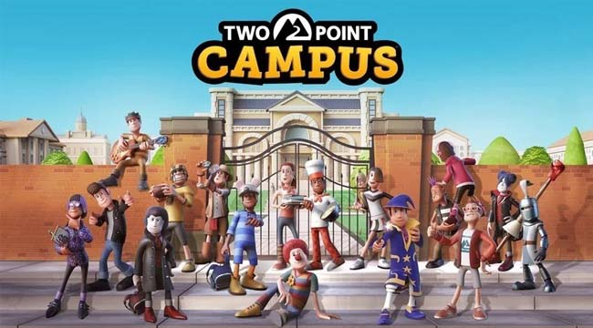 Two Point Campus – Khi game thủ là hiệu trưởng ngôi trường trong mơ