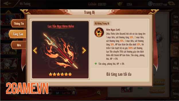Tân OMG3Q VNG – Thần Binh hiển uy: Bước tiến vượt bậc trong quá trình build đội hình 5