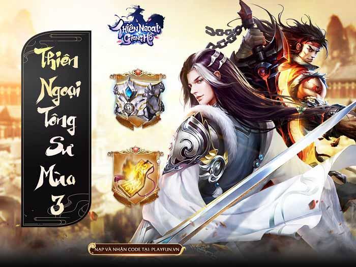 Game thủ Thiên Ngoại Giang Hồ luôn dõi theo sự kiện đua top môn phái Thiên Ngoại Tông Sư 0