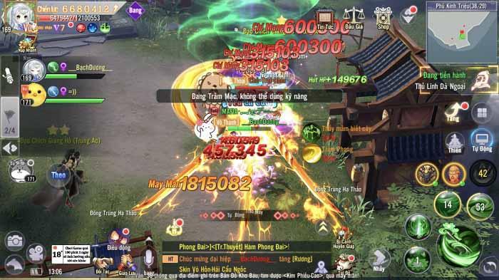 Game thủ Thiên Ngoại Giang Hồ luôn dõi theo sự kiện đua top môn phái Thiên Ngoại Tông Sư 2