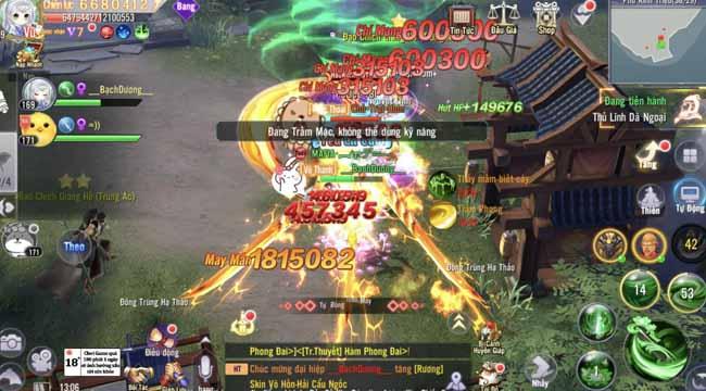 Game thủ Thiên Ngoại Giang Hồ luôn dõi theo sự kiện đua top môn phái Thiên Ngoại Tông Sư