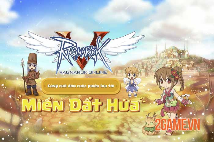 Siêu phẩm MMORPG Ragnarok Online sẽ được NPH VTC ra mắt ở Việt Nam 2