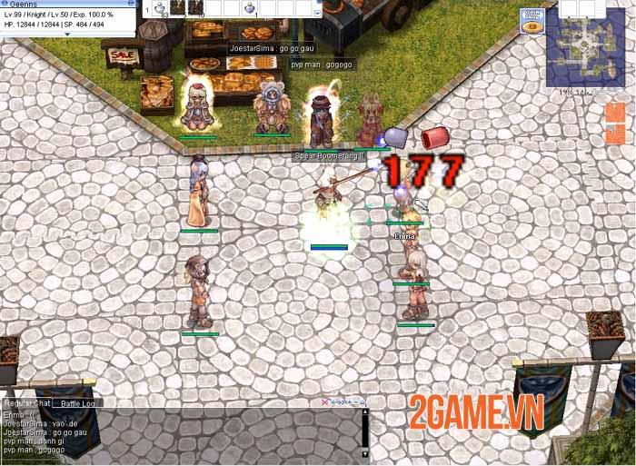 Siêu phẩm MMORPG Ragnarok Online sẽ được NPH VTC ra mắt ở Việt Nam 0
