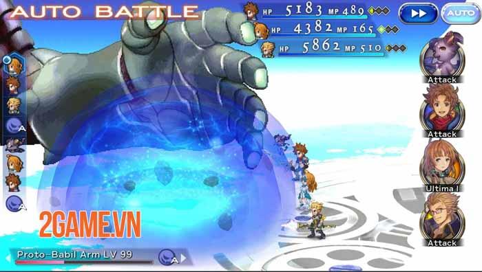 Top 8 game Final Fantasy đỉnh cao nhất dành cho điện thoại di động 4