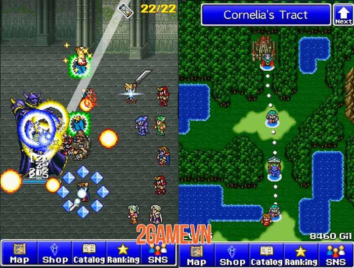 Top 8 game Final Fantasy đỉnh cao nhất dành cho điện thoại di động 5