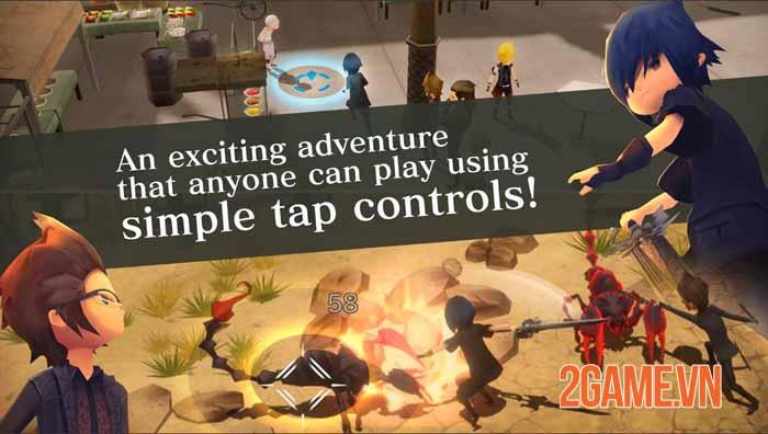 Top 8 game Final Fantasy đỉnh cao nhất dành cho điện thoại di động 7