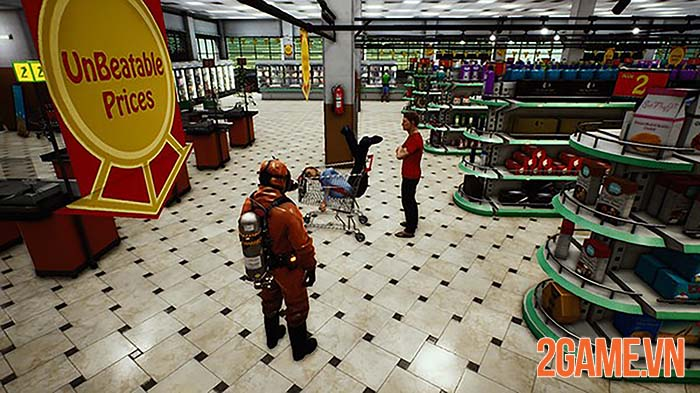 Walking Simulator - Ở nhà tránh dịch vẫn có thể ngao du sơn thủy 2