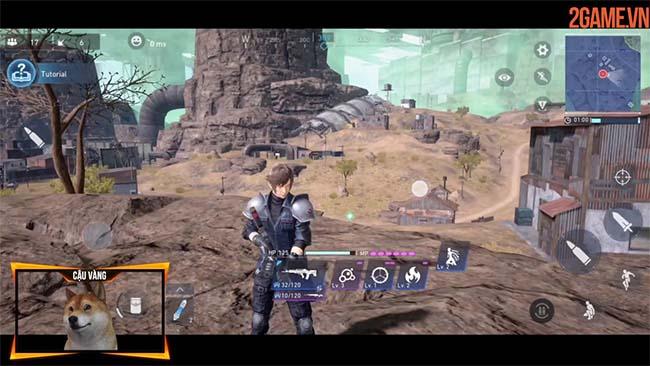 Trải nghiệm Final Fantasy VII: The First Soldier – Bom tấn nhập vai sinh tồn bối cảnh Final Fantasy
