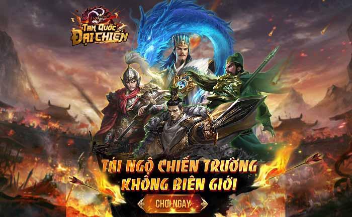 Tam Quốc Đại Chiến Mobile - Game thẻ tướng thế hệ mới hẹn ra mắt tháng 6 0