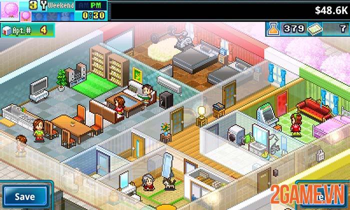 Dream House Day - Trải nghiệm làm ông chủ cho thuê nhà trên mobile 0
