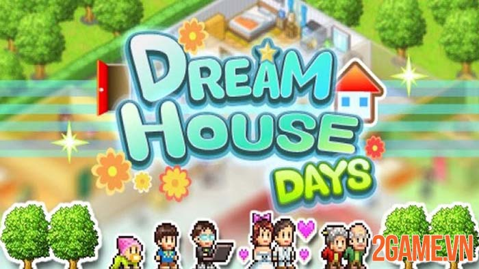 Dream House Day - Trải nghiệm làm ông chủ cho thuê nhà trên mobile 4