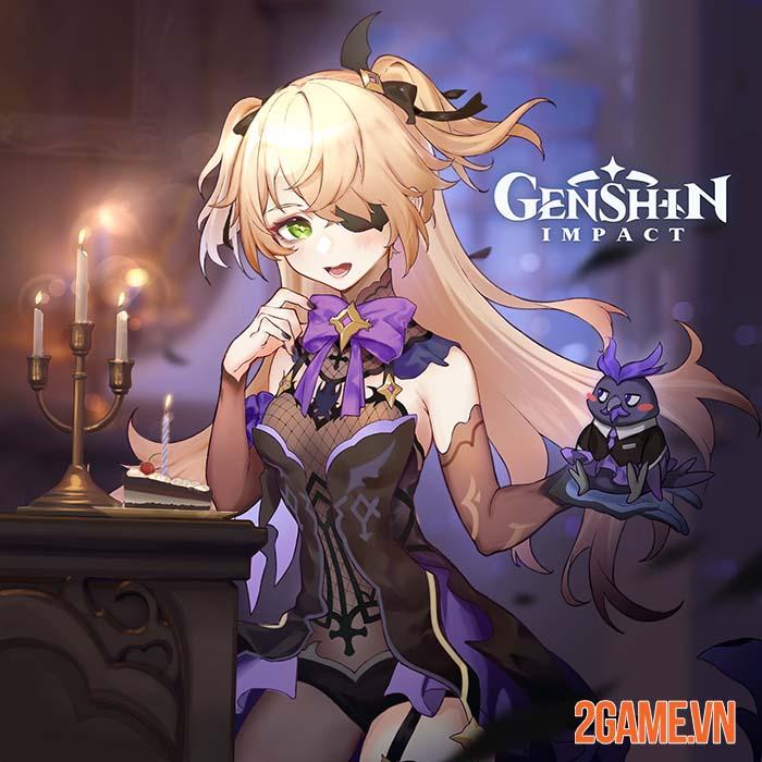 Genshin Impact chính thức ra mắt trên nền tảng Epic Games Store 3