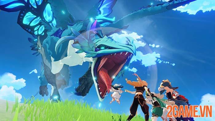 Genshin Impact chính thức ra mắt trên nền tảng Epic Games Store 2