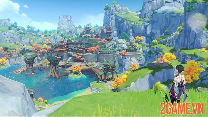 Genshin Impact chính thức ra mắt trên nền tảng Epic Games Store 1
