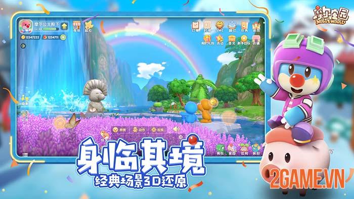 Mole's World - Vương quốc chuột chũi 3D khuấy đảo cộng đồng game thủ 6