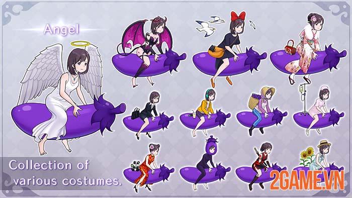 Spirit Saga: Eggplant Escapade - Game lầy lội dùng cà tím diệt ma 1